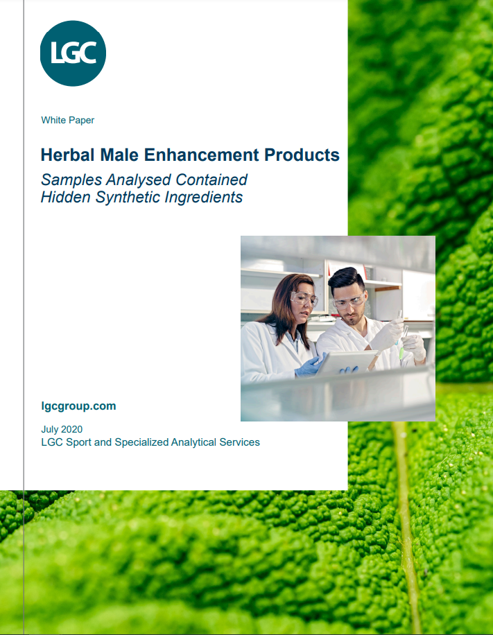 Male Enhancement White Paper