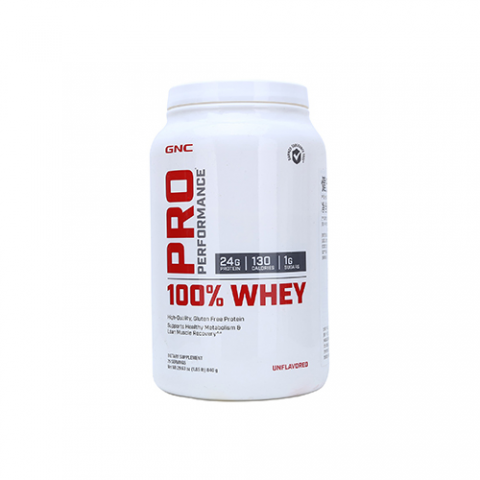 GNC - Pro Performance 100% Whey Protein (China)