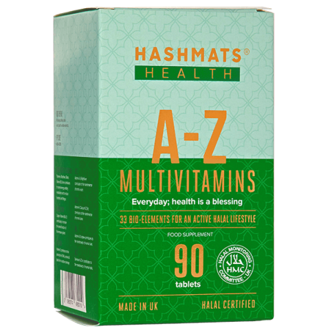 Hashmats Health - A-Z Multivitamins