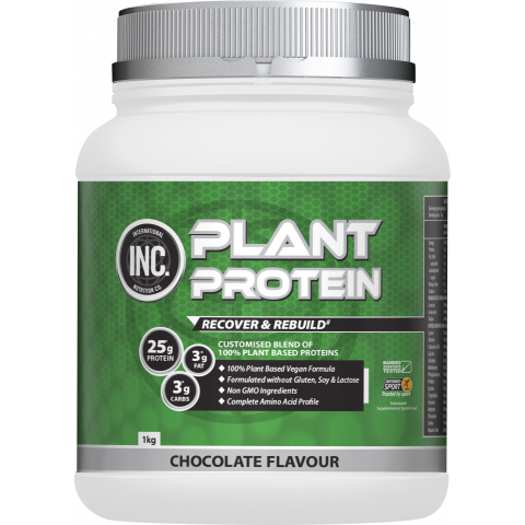 INC - INC Plant Protein
