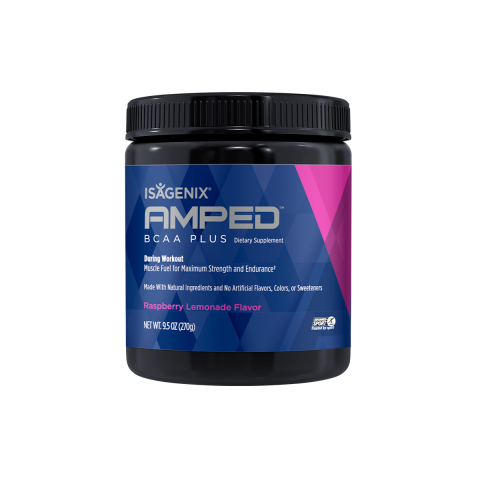 Isagenix - AMPED BCAA Plus