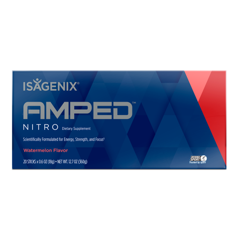 Isagenix - AMPED Nitro