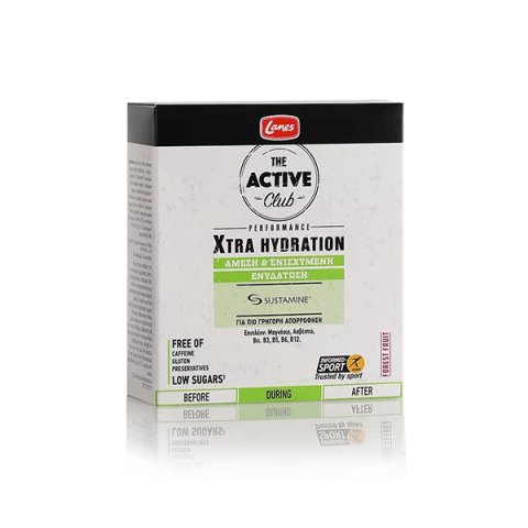 Lanes The Active Club - Xtra Hydration - 1