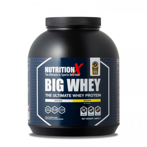 Nutrition X - Big Whey - 1