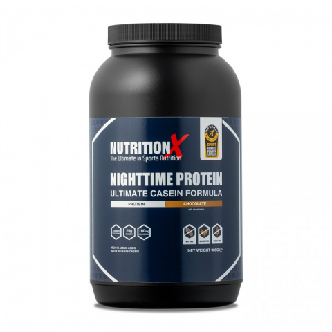 Nutrition X - Nighttime Protein - 1