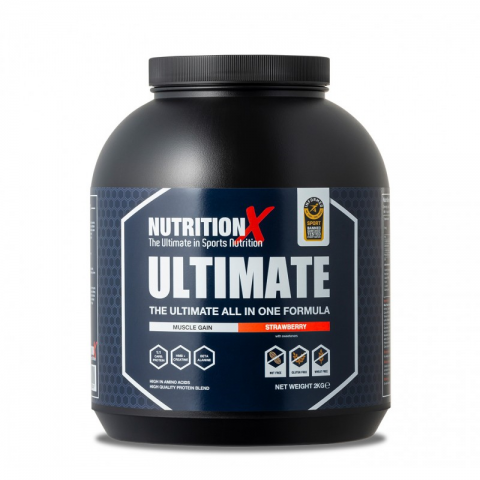 Nutrition X - Ultimate - 1
