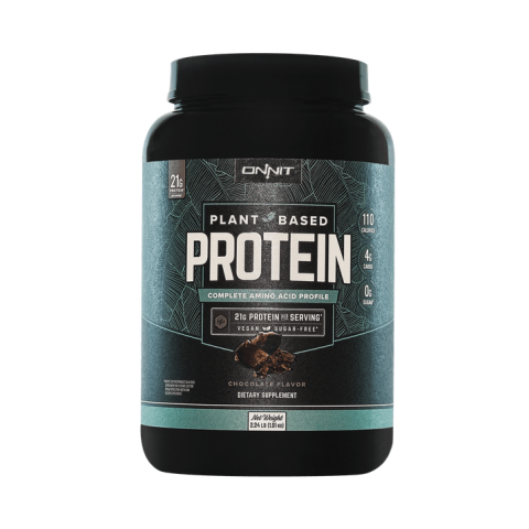 Onnit - Plant-Based Protein - 1