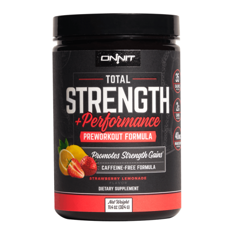 Onnit - Total Strength and Performance - 1