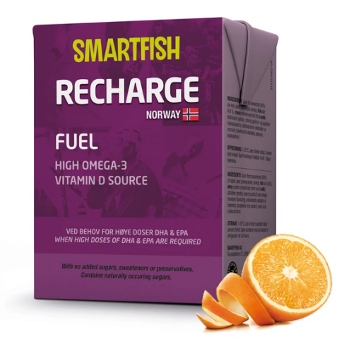 Smartfish AS - Recharge Lipid+ / Recharge Fuel