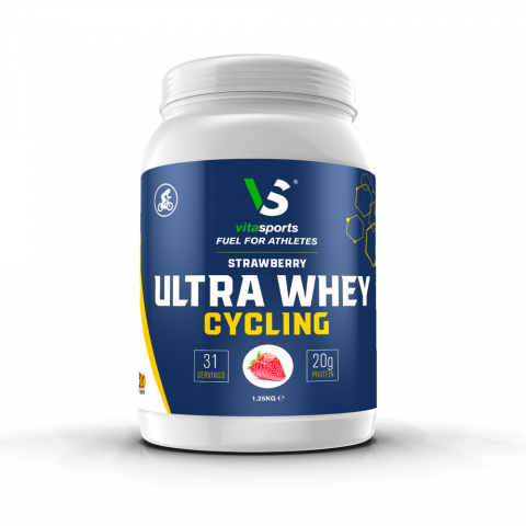 Vita Sports - Ultra Whey Cycling