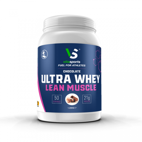 Vita Sports - Ultra Whey Lean Muscle