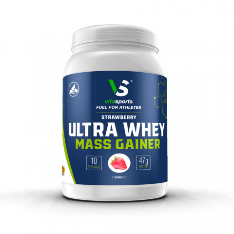 Vita Sports - Ultra Whey Mass Gainer