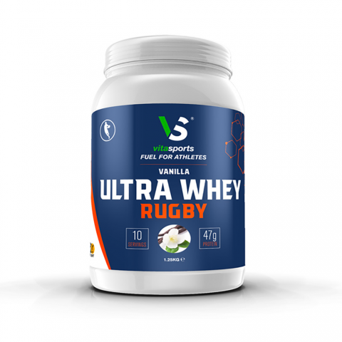 Vita Sports - Ultra Whey Rugby