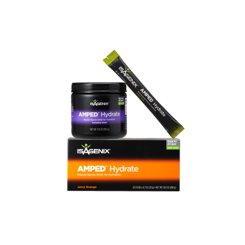 Isagenix - AMPED Hydrate US_CA