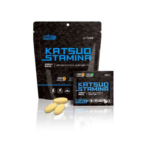 Stamina Sports - KatsuoStamina Tablet
