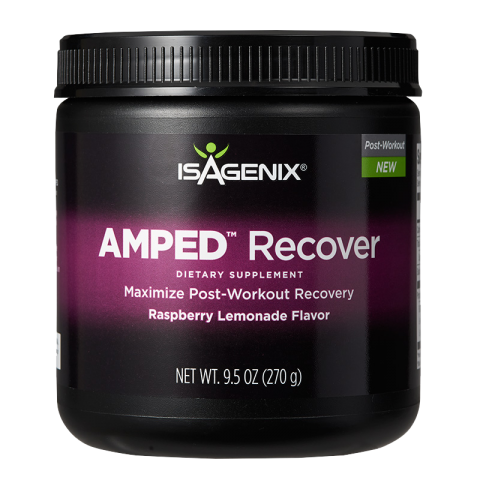 Isagenix - Amped Recover