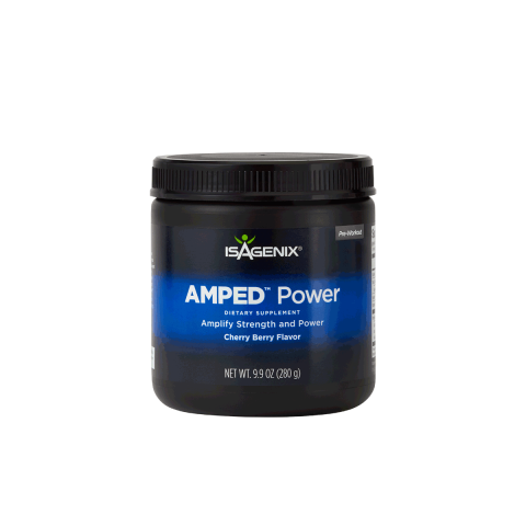 Isagenix - AMPED Power
